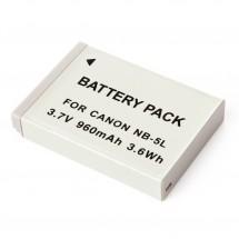 MadMan Baterie pro Canon NB-5L